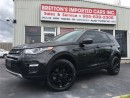 Used 2015 Land Rover Discovery SPORT HSE Black Package for sale in Burlington, ON