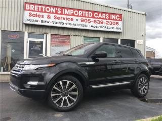 Used 2014 Land Rover Evoque Prestige Premium for sale in Burlington, ON