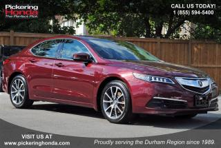 Used 2015 Acura TLX V6 LEATHER NAVI SUNROOF for sale in Pickering, ON