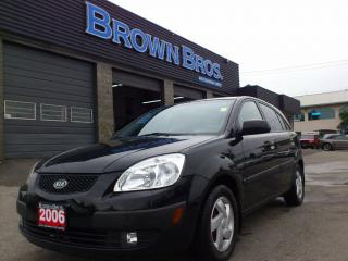 Used 2006 Kia Rio5 Rio5 EX, FUEL EFFICIENT for sale in Surrey, BC