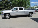 Used 2016 Chevrolet Silverado 2500HD Crew Cab 4x4 diesel long box SILVER for sale in Richmond Hill, ON