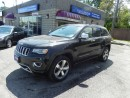 Used 2014 Jeep Grand Cherokee Overland * DIESEL * NAV * PANO ROOF for sale in Windsor, ON