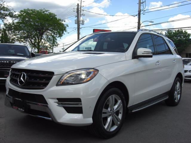 Used 2014 mercedes benz ml 350 bluetec diesel for sale in for Mercedes benz ontario ca