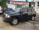 Used 2007 Jeep Compass 4x4/Automatic/4 Cylinder/Certified for sale in Scarborough, ON