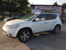 Used 2007 Nissan Murano AS IS Special for sale in Scarborough, ON