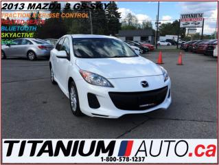 Used 2013 Mazda MAZDA3 Sport+H.B.+GS-Sky+Heated Seats+Bluetooth+New Brake for sale in London, ON