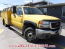 Used 2007 GMC 3500 SIERRA SL EXT SERVICE BODY E/CAB 2WD DRW for sale in Calgary, AB
