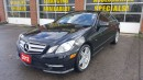 Used 2012 Mercedes-Benz E-Class E350,NAVI,CAM,PANO Roof for sale in Oakville, ON