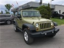 Used 2013 Jeep Wrangler SPORT for sale in Cornwall, ON