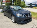 Used 2016 Nissan Sentra 1.8 for sale in Richmond, BC