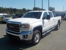 Used 2015 GMC Sierra 2500 HD SLE Crew Cab Long Box 4WD for sale in Burnaby, BC
