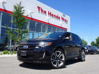 Used 2013 Ford Edge SPORT AWD for sale in Abbotsford, BC