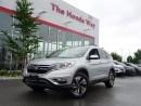 Used 2015 Honda CR-V Touring AWD for sale in Abbotsford, BC