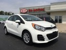 Used 2017 Kia Rio LX+ SPECIAL PURCHASE for sale in Woodstock, ON