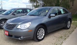 Used 2010 Chrysler Sebring Touring for sale in Brunkild, MB