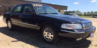 Used 2007 Mercury Grand Marquis LS Ultimate for sale in Brunkild, MB