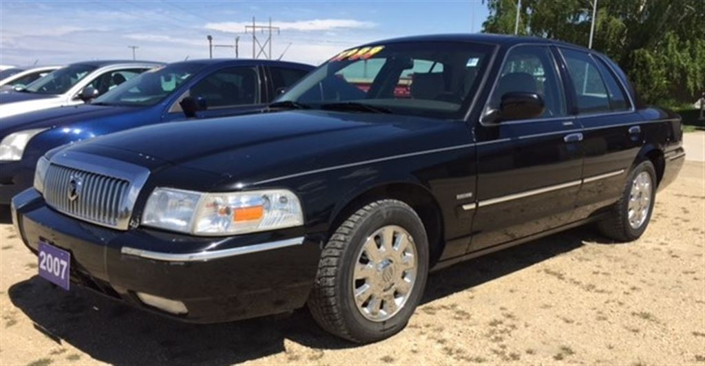 used 2007 mercury grand marquis ls ultimate for sale in. Black Bedroom Furniture Sets. Home Design Ideas