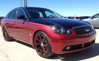 Used 2006 Infiniti M45 Sport for sale in Brunkild, MB