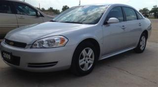 Used 2009 Chevrolet Impala LS for sale in Brunkild, MB