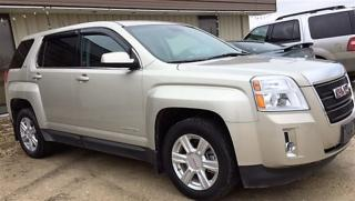 Used 2014 GMC Terrain SLE-1 AWD for sale in Brunkild, MB
