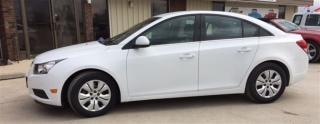 Used 2014 Chevrolet Cruze 1LT TURBO for sale in Brunkild, MB