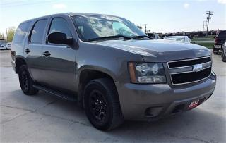 Used 2012 Chevrolet Tahoe Police for sale in Brunkild, MB