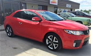 Used 2010 Kia Forte Koup 2.4L SX for sale in Brunkild, MB