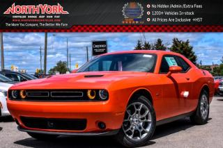 New 2017 Dodge Challenger New Car GT AWD Tech,Convnce,Sound,Pkgs Sunroof Leather 19