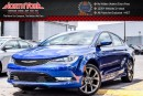 Used 2015 Chrysler 200 S AWD|Sun&Sound,Comfort Pkgs|Nav|Leather|R.Start|19