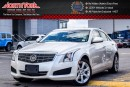 Used 2014 Cadillac ATS AWD|Leather|Sunroof|BOSE|Backup Cam|Bluetooth|17