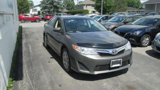 Used 2014 Toyota Camry LE for sale in Kingston, ON