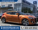 Used 2014 Hyundai Veloster Turbo ACCIDENT FREE & BC OWNED for sale in Abbotsford, BC