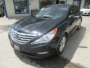 Used 2011 Hyundai Sonata LOADED LIMITED EDITION 5 PASSENGER 2.4L - DOHC.. LEATHER.. HEATED SEATS.. SUNROOF.. CD/AUX/USB INPUT.. for sale in Bradford, ON