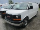 Used 2017 GMC Savana 3/4 TON WORK READY CARGO MOVER 2 PASSENGER 4.8L - VORTEC.. TOW SUPPORT.. TRACTION CONTROL.. AIR CONDITIONING.. AUX INPUT.. for sale in Bradford, ON