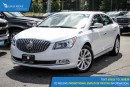 Used 2016 Buick LaCrosse Leather Heated Seats and Backup Camera for sale in Port Coquitlam, BC