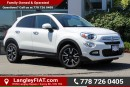 Used 2016 Fiat 500X Sport WITH SIRIUS-XM, KEYLESS ENTRY for sale in Surrey, BC