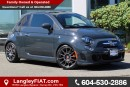 Used 2016 Fiat 500 Abarth WITH LOWERING KIT, LOW KM'S for sale in Surrey, BC