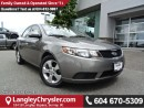 Used 2010 Kia Forte 2.0L EX W/ NAVIGATION, REAR-VIEW CAMERA & HEATED FRONT SEATS for sale in Surrey, BC