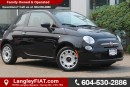 Used 2016 Fiat 500 Pop SPORT MODE, LOW KM'S for sale in Surrey, BC