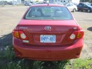 Used 2009 Toyota Corolla CE for sale in Thunder Bay, ON