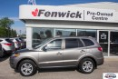 Used 2011 Hyundai Santa Fe GL Sport 3.5L V6 AWD at for sale in Sarnia, ON