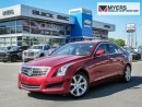 Used 2014 Cadillac ATS LUXURY AWD, HEATED STEERING WHEEL, 2.0 AWD TURBO for sale in Ottawa, ON
