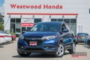 Used 2016 Honda HR-V EX - L NAVI - Factory Warranty until 2021 for sale in Port Moody, BC