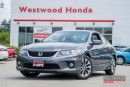 Used 2013 Honda Accord EX-L Navi - Factory Warranty until 2019 for sale in Port Moody, BC