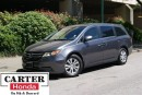 Used 2015 Honda Odyssey EX-L w/RES + 8 SEATS + LEATHER + CERTIFIED! for sale in Vancouver, BC