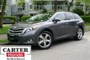 Used 2014 Toyota Venza V6 + LIMITED + NAVI + AWD + LOCAL! for sale in Vancouver, BC