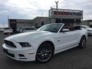 Used 2014 Ford Mustang GT - CONV. - NAVI - LEATHER for sale in Oakville, ON