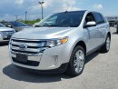 Used 2014 Ford Edge SEL, NAV, Leather, Back Up Cam for sale in Scarborough, ON