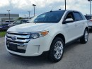 Used 2014 Ford Edge SEL, NAV, Leather, Back Up Cam, Roof for sale in Scarborough, ON