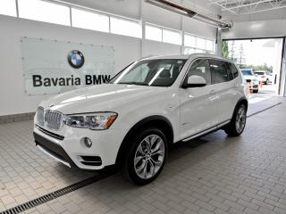 Used 2017 BMW X3 xDrive28i for sale in Edmonton, AB